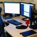 Nastavitelný pracovní stůl