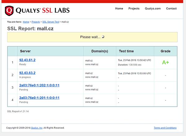 SSL LaBS